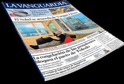 La Vanguardia, gratuita hasta en el parque de atracciones del Tibidabo