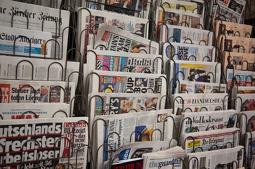 ¡Sorpresa! Los investigadores ven Crecimiento en la Industria del Periódico