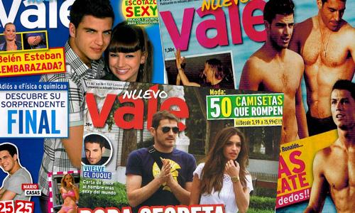 Súper Pop, Nuevo Vale, Ragazza e In Touch: las revistas juveniles desaparecen con la crisis