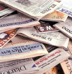 Los periódicos impresos aún tienen poder