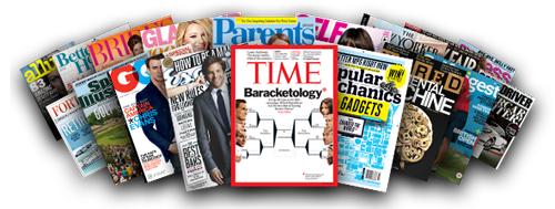 Cinco grandes grupos crean un pionero quiosco online para revistas