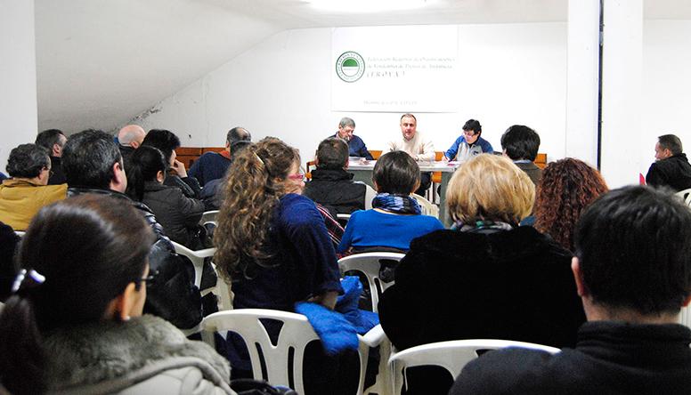 Reunión con Distribuciones Ricardo Rodríguez