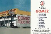Convenio con la empresa Cash Gomez