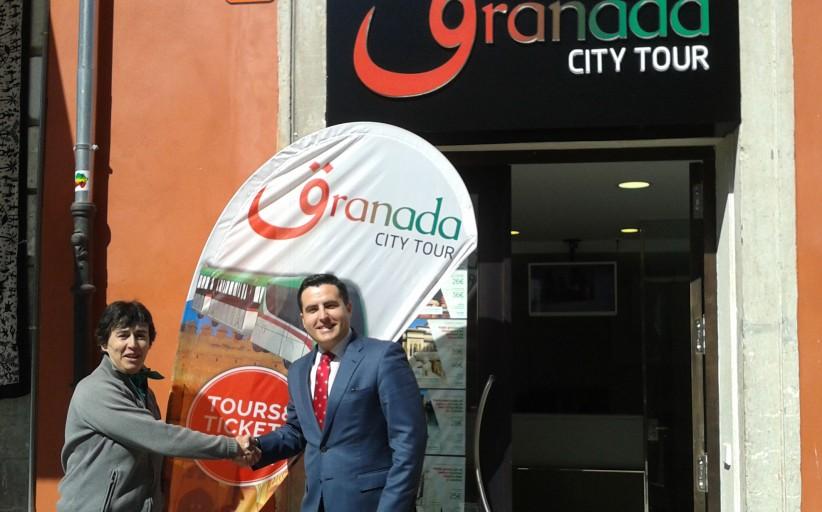 Acuerdo especial Asociación provincial de Vendedores de prensa de Granada y Granada City Tour