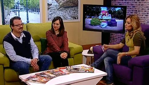 La Asociación de Vendedores de Prensa de Granada y TG7. 5ª entrega