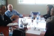 Reunión de la Federación Andaluza con el representante de Boyaca en Andalucía