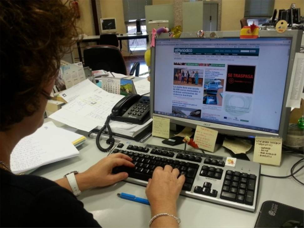 Los diarios crean una plataforma de venta de publicidad digital