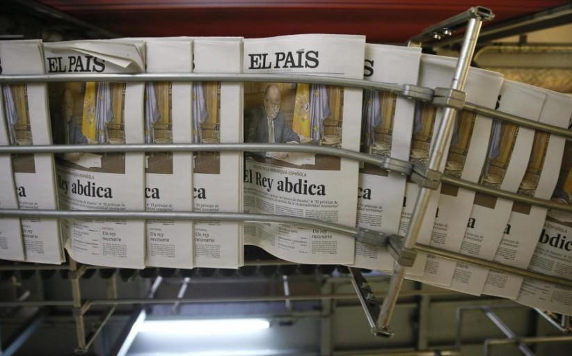 Un 2015 desolador para la prensa: su difusión diaria cayó en 60.700 ejemplares
