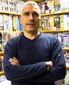 JUAN CARLOS GARCÍA GRANADO, PRESIDENTE DE LA ASOCIACION DE VENDEDORES DE PRENSA DE VALLADOLID (ASVEPREVA)