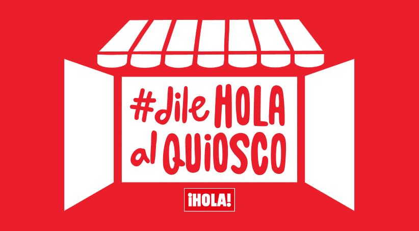 #DileHOLAalQUIOSCO no fue ni será TRENDING TOPIC