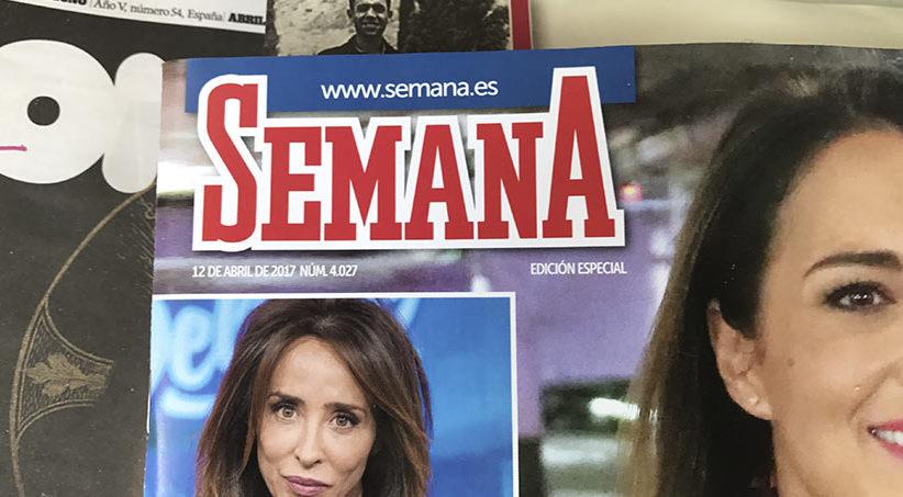 Las revista SEMANA, no estará en los puntos de venta de Granada toda la semana