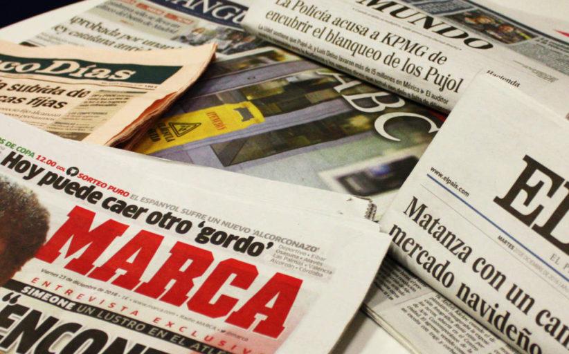 Los quioscos amenazan con esconder 'El País' tras el acuerdo del diario con Amazon
