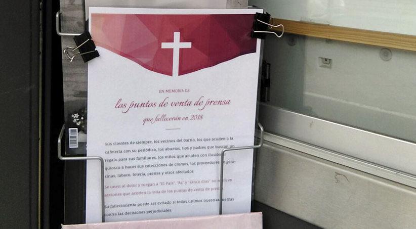 Fotos de los y las Vendedoras de Prensa de Granada