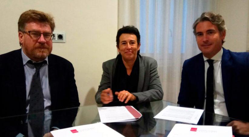 Convenio de colaboración con el despacho de abogados y economistas Dote & Lozano & Vegazo