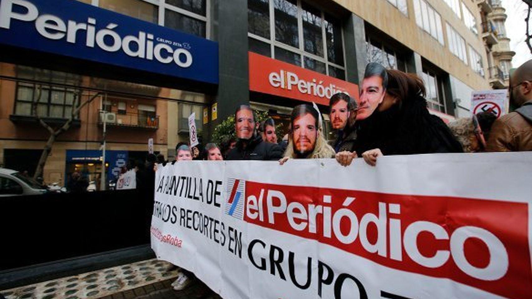 Zeta apura los plazos para cerrar el ERE y desbloquear la venta de El Periódico