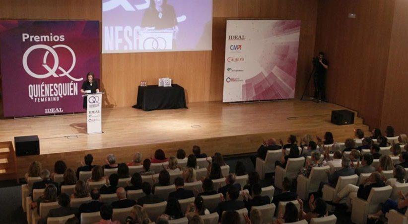 Premios Quién es Quién del diario Ideal