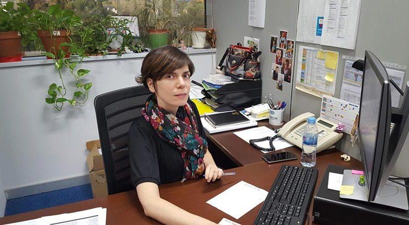 ENTREVISTA A NOEMI HERRERUELA, DIRECTORA DE DISTRIBUCION DE LA RAZON