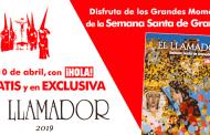 El Llamador, gratis el el 10 de Abril con la revista ¡Hola! Granada