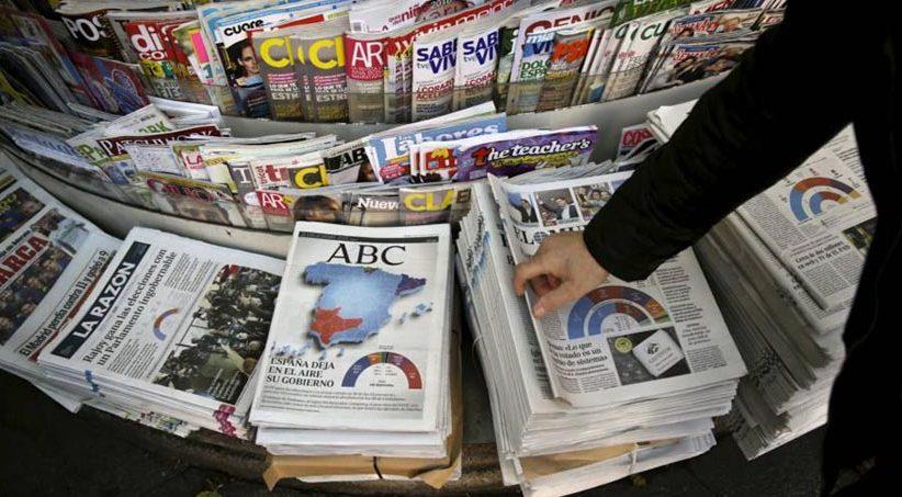 Los medios prevén nuevas fusiones para capear la crisis