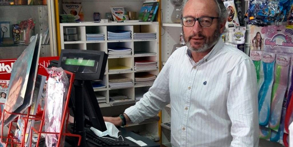 Entrevista a José Gil, Presidente de la Asociación Comarcal de Vendedores de Prensa del medio Vinalopo (Alicante) y Secretario de ANVP