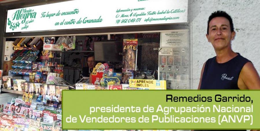 Entrevista de Sweet Press a Remedios Garrido, Presidenta de la ANVP
